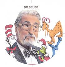 Theodore Geisel aka Dr Seuss