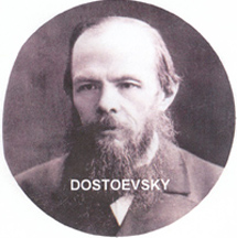 depressing Russian novelist Fyodor Dostoevsky