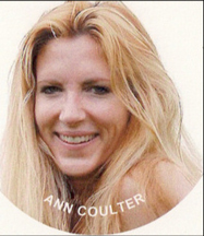 Ann Coulter's sexy smile