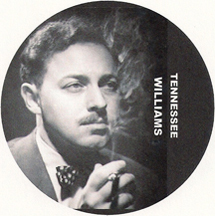 Tennessee Williams, playwright