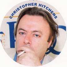 god-hatin' Brother Christopher Hitchens