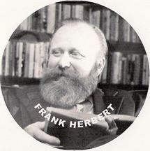 author Frank Herbert, Dune author