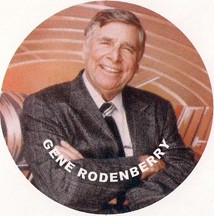 Star Trek creator Gene Rodenberry