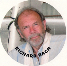 Jonathan Livingston Seagull author Richard Bach