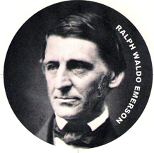 transcendentalist Ralph Waldo Emerson