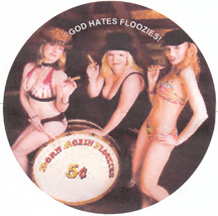 god hates floozies - the Born Again Floozies women