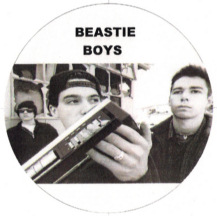 Beastie Boys and boom box