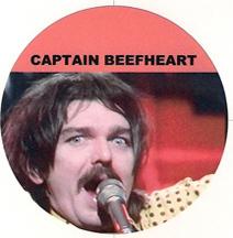 Don Van Vliet aka Captain Beefheart