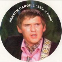 "Henson Cargill singing ""Skip a Rope"" -  1968 image"