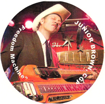 Junior Brown, Certified Guitar Player