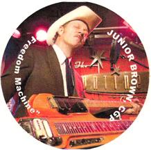Junior Brown, Certified Guitar Player