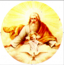 Yahweh and the Christ child