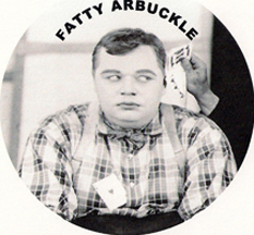 comic legend Fatty Arbuckle