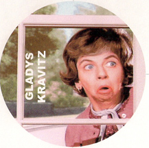 Alice Pearce as the first and greatest nosy neighbor Gladys Kravitz