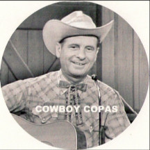 "Cowboy Copas singing ""Alabam"" - 1961 image"
