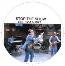 Elvis Costello stops the show, SNL 12-17-1977