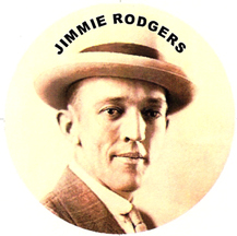 Jimmie Rodgers, the famous singing brakeman who created country music