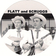 Lester Flatt and Earl Scruggs