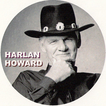country songwriter Harlan Howard
