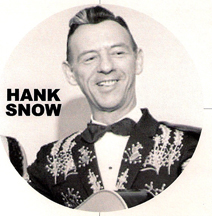 Hank Snow photo