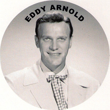 handsome young Eddy Arnold