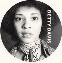 Betty Davis image