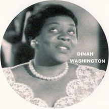 jazz singer Dinah Washington
