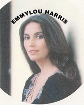 beautiful young Emmylou Harris