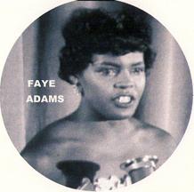 singer Faye Adams