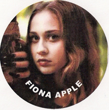 Fiona Apple keychain