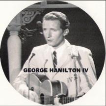 country singer George Hamilton IV, 1965 image