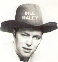 cowboy Bill Haley