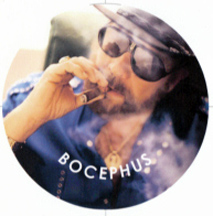 Hank Williams Jr smoking a cigar