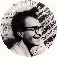 jazz great Dave Brubeck