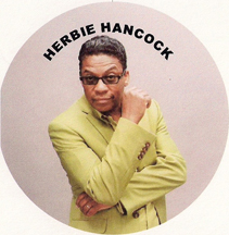Image of jazz keyboardist Herbie Hancock