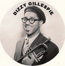 young Dizzy Gillespie