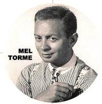 singer Mel Torme