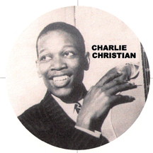 Charlie Christian, the original jazz guitar player