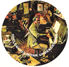 Thelonious Monk Underground cover