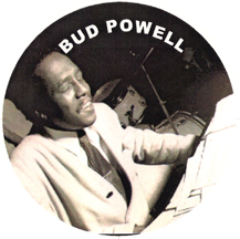 jazz pianist Bud Powell
