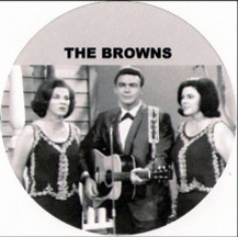 The Browns, Jim Edward, Maxine and Bonnie - 1965 image