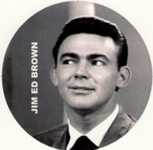 handsome young man Jim Ed Brown