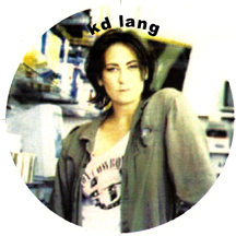 picture of k.d. lang