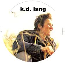 KD Lang image