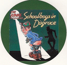 The Kinks Are Schoolboys in Disgrace