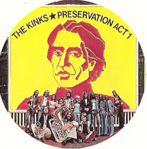 The Kinks - Preservation, Act 1
