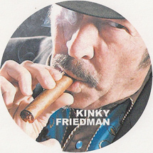 Kinky Friedman, the Texas Jewboy