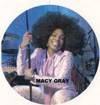 Macy Gray is beautiful