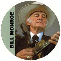 Bill Monroe magnet