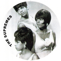 the beautiful young Supremes - the pride of Motown